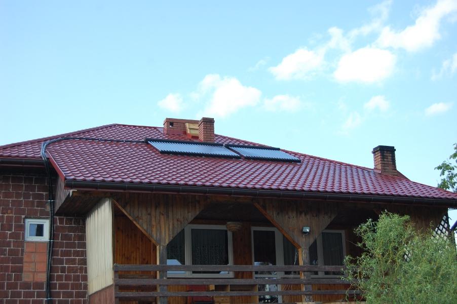 NOWY WEGRZYNOW Solary Prozniowe 52 rury