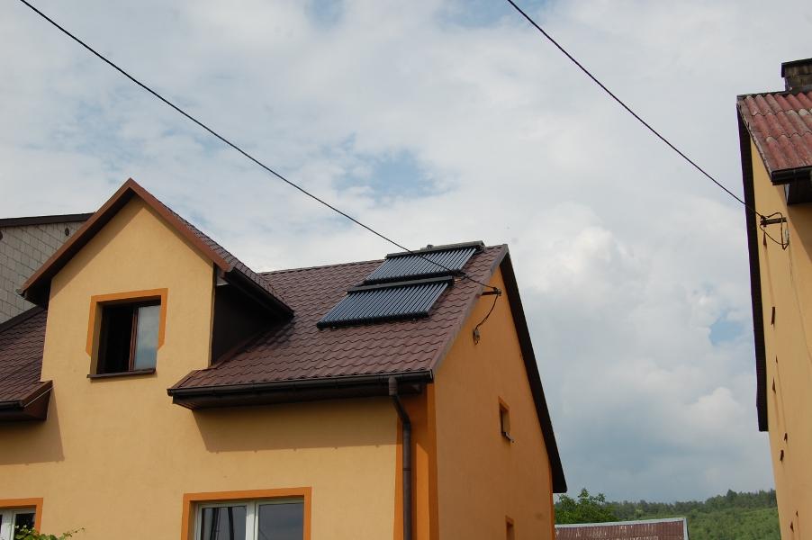 PINCZOW Solary Prozniowe 44 rury